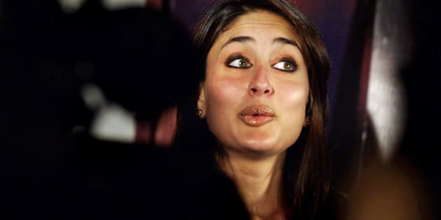 File photo of Bollywood actress Kareena Kapoor Khan.