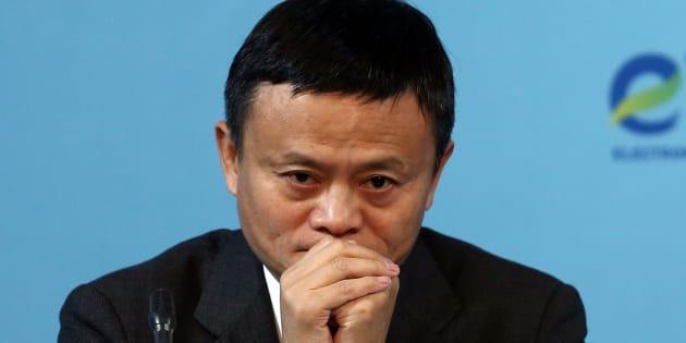 Alibaba et d'autres entreprises chinoises accusées de mener une politique de recrutement sexiste, d'après Human Rights Watch (Jack Ma, le fondateur d'Alibaba, décembre 2017)