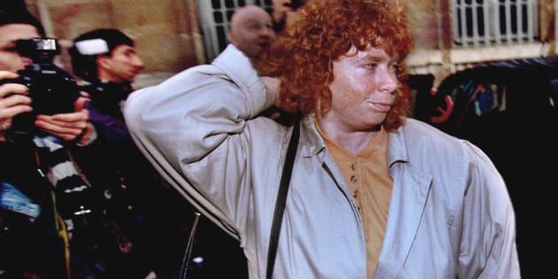 Murielle Bolle, témoin-clé de l'affaire Grégory mise en examen pour enlèvement.