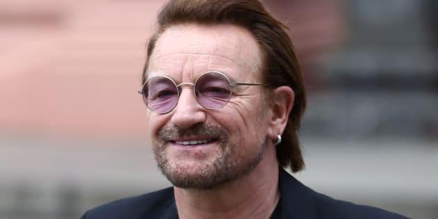 """Pour Bono, la musique actuelle est devenue """"très girly"""""""