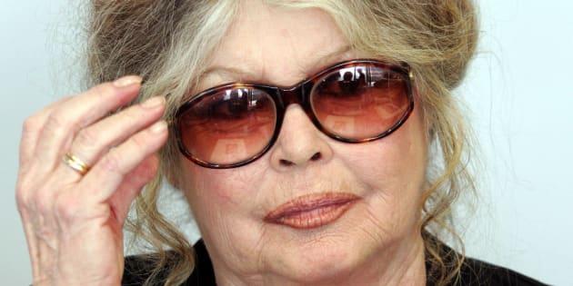 Brigitte Bardot en 2006.