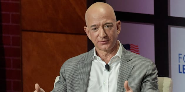 Le PDG d'Amazon aurait peut-être du s'abstenir de jouer le philanthrope aujourd'hui