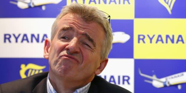 Ryanair offre aumento stipendi a piloti