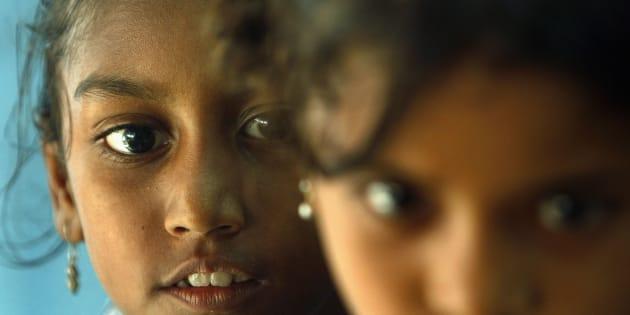 Le sexisme tue 239.000 petites Indiennes par an, estiment des chercheurs (photo d'illustration)