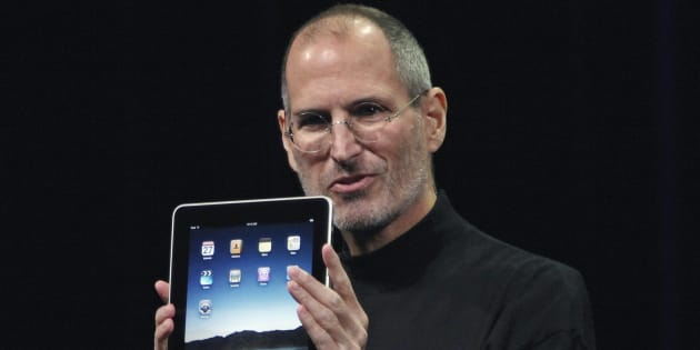 Steve Jobs e sua Apple representam a vibração do Vale do Silício.