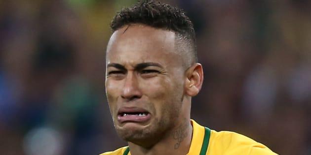 Cheer up Neymar. Australia are ranked number 54.