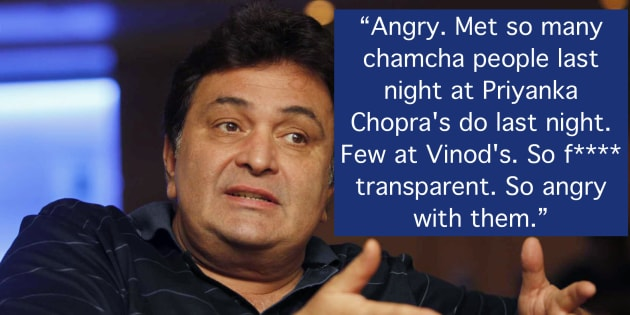 Rishi Kapoor slams today's generation stars for not attending Vinod Khanna's funeral