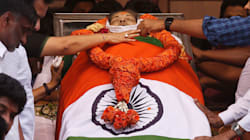 Not Satisfied With Burial, Jayalalithaa's Relatives Perform 'Cremation' To Ensure She Attains