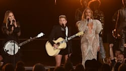 Beyoncé queen de la country aux CMA