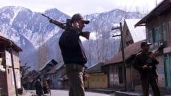 Army Cordons Off Village Near Bandipora In J&K, Terrorist Presence