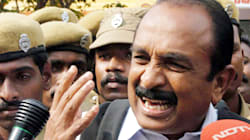 MDMK Chief Vaiko Detained At Kuala Lumpur Airport Over Alleged LTTE