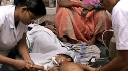 30 Children Have Died Of Encephalitis In The Last 48 Hours In Gorakhpur: