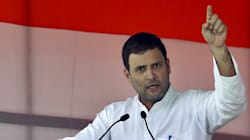 Telangana Was Not Formed For The Benefit Of His Family, Rahul Gandhi Slams K. Chandrasekhar