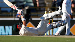 Australia Collapses Against South Africa, Takes Two Run