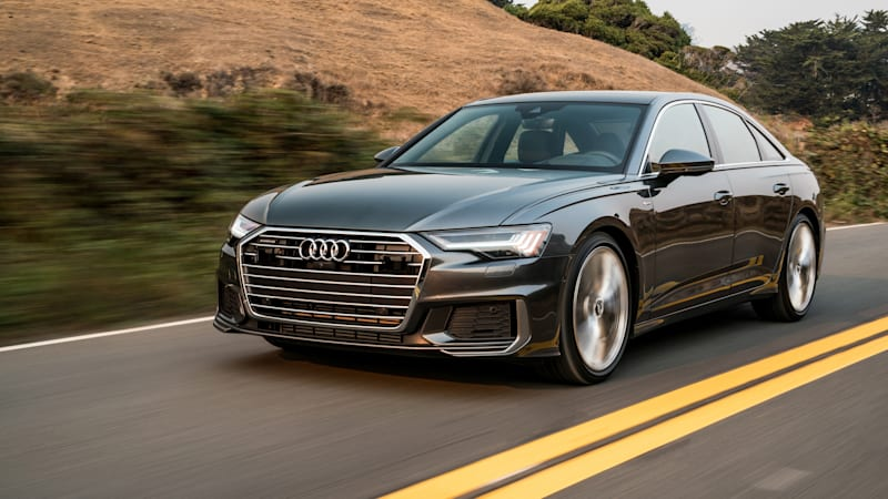 2019 Audi A6 and A7 First Drive Review