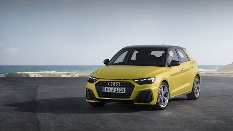 2019 Audi A1 Sportback First Drive Review