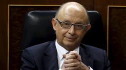 Las comunidades del PSOE acusan de chantaje a Montoro por retener 4.230