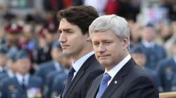 Unidos por el TLCAN: Trudeau y su némesis Harper en