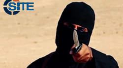 ISの戦闘員2人を拘束