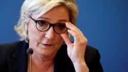 Le Pen n'a pas réussi à faire dire au patron de HSBC qu'il la discriminait