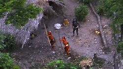 10 Members Of Uncontacted Tribe In Brazil's Amazon Allegedly Killed By Gold