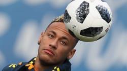 Neymar change de coupe de cheveux, au grand bonheur du