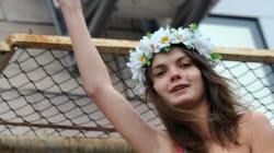 Oksana Chatchko, cofondatrice des Femen, s'est suicidée à