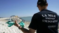 BLOG - M. de Rugy, la France doit être à la pointe de la lutte contre la pollution des mers par le