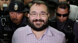 Javier Duarte dice desconocer obras de arte exhibidas por