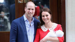 Prince Louis' Christening Date Announced By Duke And Duchess Of