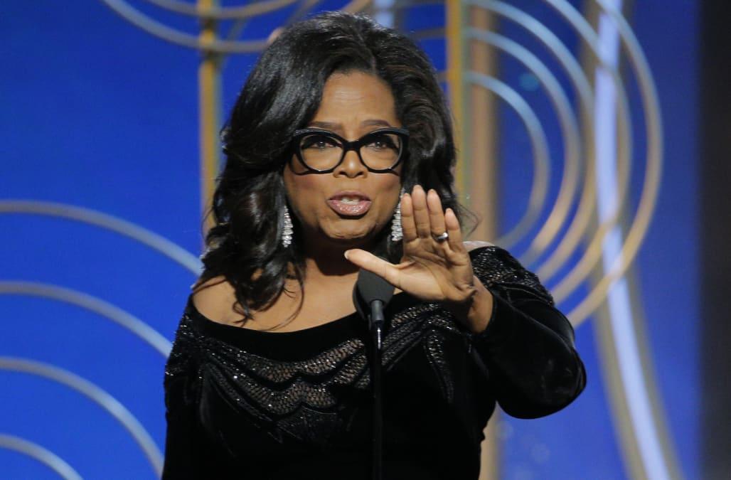 Image result for oprah winfrey president