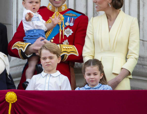 How Will and Kate are prepping George for the throne