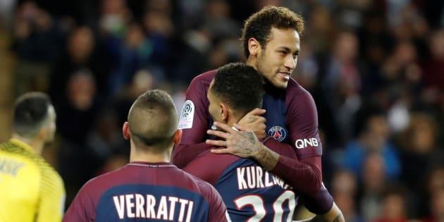 Le PSG s'impose face à Monaco