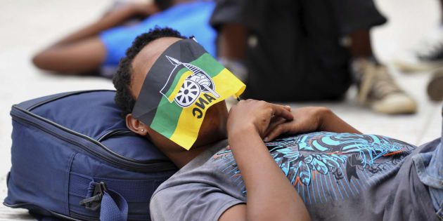 Is the ANC sleeping on the job?