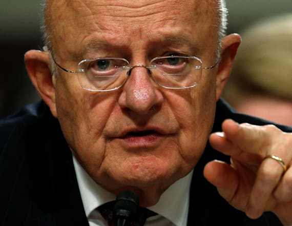 Clapper speaks out on Russian election interference