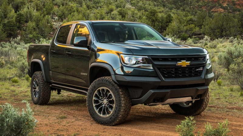 Gm Fixing Chevrolet Colorado Zr2 Unexpected Airbag Deployment Autoblog