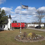 Maritime Village Takes Down 'Straight Flag' After Public