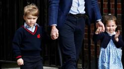 Le prince George menacé par un partisan de