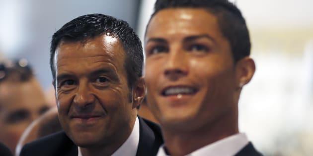 """Jorge Mendes, ce """"super-agent"""" à qui Ronaldo a offert une île"""