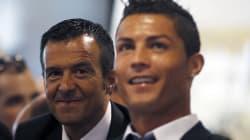Jorge Mendes, le super-agent à qui Ronaldo a offert une
