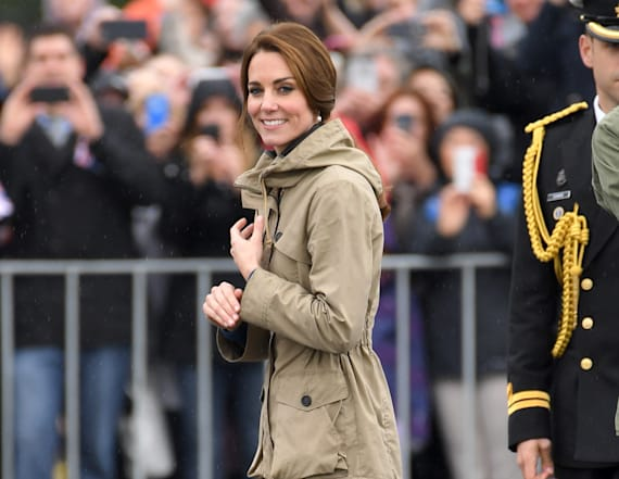 Kate won't leave home without her $65 sneakers