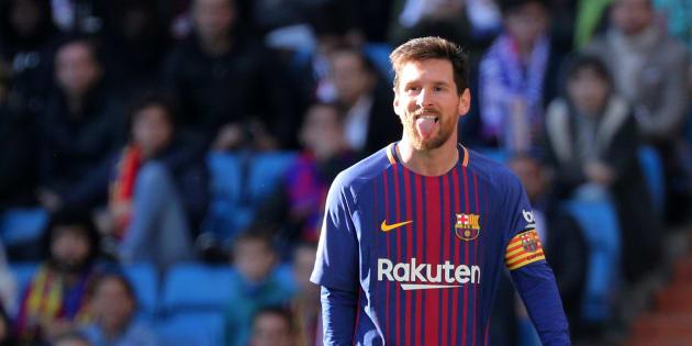 Lionel Messi toucherait plus de 100 millions d'euros par an