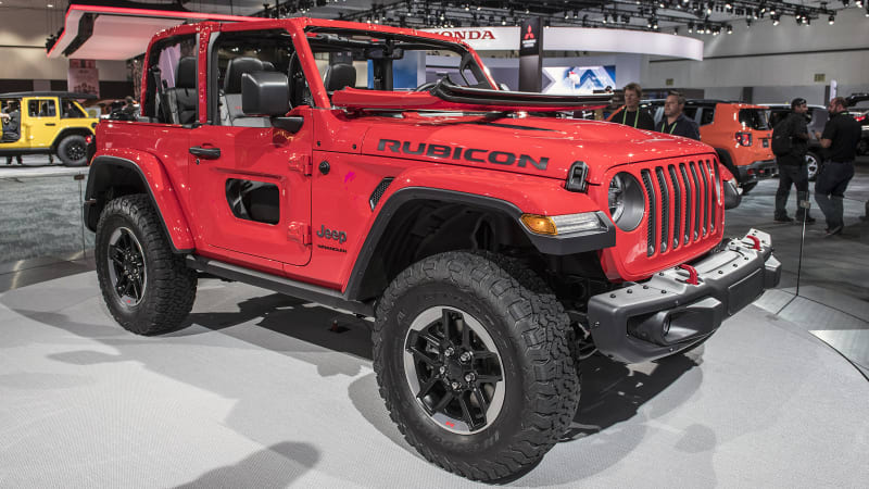 2018 jeep wranglers here 39 s how much more they could cost you mazdaspeed forums. Black Bedroom Furniture Sets. Home Design Ideas