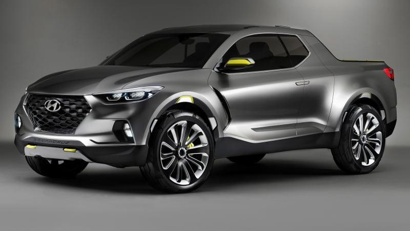 Thumbnail - Hyundai will launch pickup, more SUVs to reverse U.S. sales slide