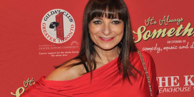Jeanne Beker attends 'It's Always Something' Variety Show on Nov. 19, 2011.