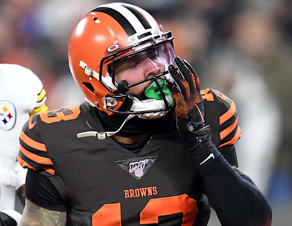 OBJ clarifies his stance on future with Browns