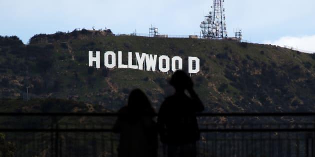 Les femmes et les minorités sont toujours sous-représentées dans l'industrie hollywoodienne (Hollywood, Californie)