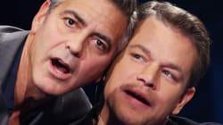 Matt Damon tuvo la reacción más linda sobre la noticia de los gemelos de
