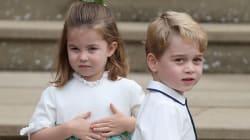 George e Charlotte utilizzano un soprannome insolito per chiamare il principe