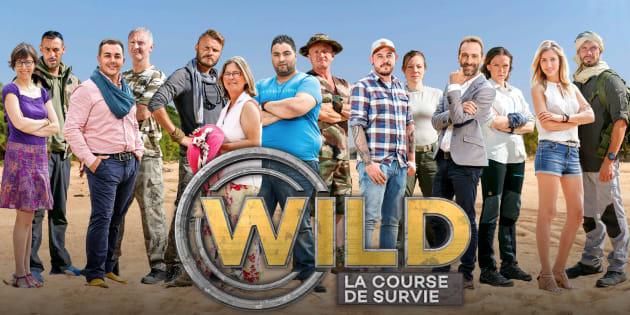 """On connaît le profil des 14 candidats de """"Wild, la course de survie"""""""